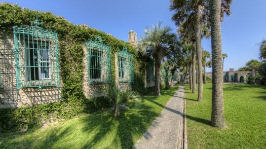Atalaya Castle at Huntington Beach State Park in SC