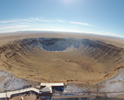 (Photos Courtesy of Meteor Crater)
